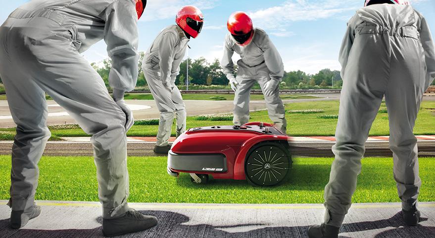 Ambrogio Commercial Robotic Lawn Mower